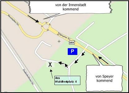 Lageplan-Vereinsheim