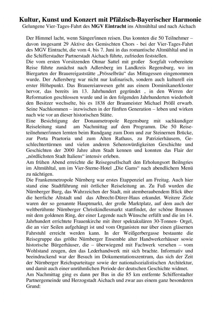 Viertagesfahrt 2015 Pressebericht-Altmühltal-001